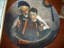 Norman Rockwell Collectors plate