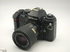 Nikon F-301 SLR Kamera mit Objektiv Tokina Zoom 35-70 / 3,5-4,8 Macro lens Ø52