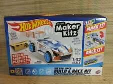 Mach Speeder - Hot Wheels - Bladez Maker Kitz - DIY Pull Back Build & Race Kit