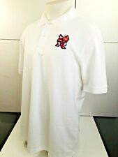 New w Tag Official LONDON 2012 OLYMPICS Embroidered Polo Mens Lg. Shirt