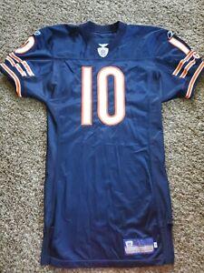 2002 Kordell Stewart Chicago Bears #10 Reebok Team Issued Jersey NFL Sz 46 Game