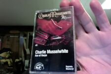 Charlie Musselwhite- Ace of Harps- Alligator- used cassette- real nice