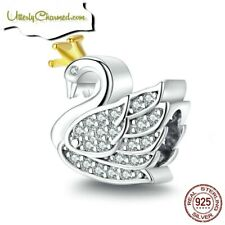 Princess sterling silver charm .925 x 1 Beauty and Princesses charms SSLP4472