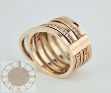 Michael Kors Ring, Size 7, Beyond Brilliant Rose Gold Tone Ring MKJ6754, New