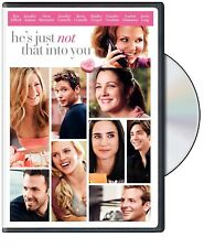 Hes Just Not That Into You (DVD hE'S Ben Affleck Jennifer Aniston Drew BarrymoRE