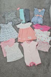 Large Girls Clothing Bundle 9-12 Months Next Etc