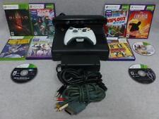 Microsoft Xbox 360 Slim 250 GB Console Bundle + Kinect Bar + 10 Games DIABLO 3