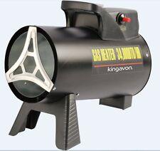 15KW Space Heater Industrial Gas Workshop Fan Heater Propane LPG Electric Garage