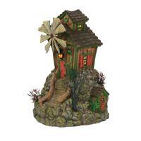 Department 56 Snow Village Halloween The Bone Grinder Mill #6000663