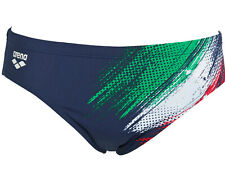 2851 Bis ARENA From Federation Italian Swimming Briefs Man Costume Brief Italy