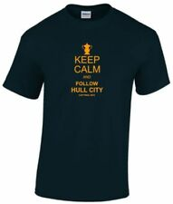 Camisetas de fútbol para hombres negros talla S