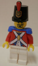 LEGO minifigure pi092 pirates imperial soldier
