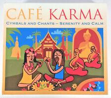 Cafe Karma: Relaxation Meditation Yoga Music 3 CD Set Instrumentals Reiki