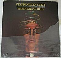 Steppenwolf, Steppenwolf Gold Their Great Hits, Vinyl LP, 1971