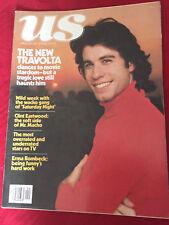 US Weekly Magazine January 24, 1978 John Travolta Saturday Night Fever