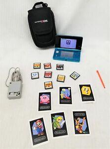 Nintendo 3DS Handheld Gaming Console Super Mario Bros Mario Party DSi and more!