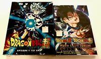 Dragon Ball Super (Full TV + 3 Movie + 2 OVA + SP) ~ All Region ~ Brand New ~