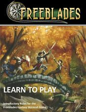 DGS GAMES - FREEBLADES: LEARN TO PLAY INTRODUCTORY RULEBOOK