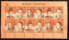 INDONESIA 2018 NATIONAL HEROES