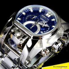 Invicta Reserve 52mm Bolt Zeus Magnum Swiss Quartz Dual Movement Watch 25207