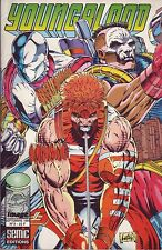 Youngblood N°3 - Semic-Image Comics Septembre 1995 - TBE