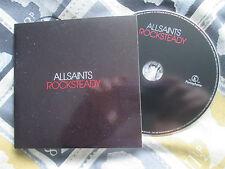 AllSaints – RockSteady  Parlophone – SAINTS001 Promo UK CD Single