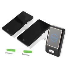 Wireless Doorbell Touch Button 1 Outdoor Transmitter + 2 Indoor Receivers