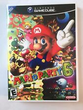 Mario Party 6 - Gamecube - Replacement Case - No Game