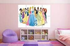 PRINCESSES DISNEY PRINCESS Poster Grand format A0 Large Print
