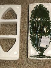 Willow Tree, Tree Silhouette, Pierced-metal Hand-painted Christmas Series