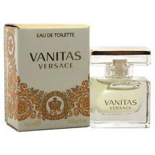 Mini Versace Vanitas by Versace 0.15 oz EDT Perfume for Women New In Box