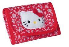 HELLO KITTY Plush coins purse