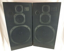Vintage Jensen 3100 Floor Box Speaker Pair Music Studio Stereo Music Sound