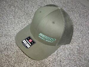NEW Innova Disc Golf Prime Star Logo Mesh Snapback Hat - Green