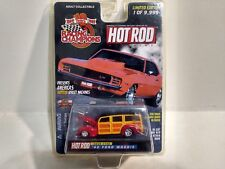 Racing Champions Hot Rod Issue #149 '40 Ford Woodie 1:64 Scale Diecast mb577