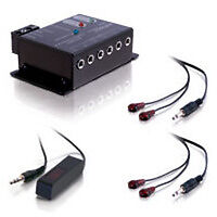 Cables To Go Infared (IR) Remote Control Repeater Kit (40430)