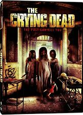 NEW DVD -  THE CRYING DEAD - HORROR - Chris Hayes, Becka Adams, Jeff Stearns