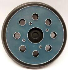 Ø 125mm Klett Schleifteller 4 Loch für AEG EX 125 E,ES,Milwaukee ROS 125,M18BOS