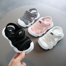 Toddler Kids Baby Boys Girls Shoes Princess Shoes Solid Casual Shoes Sandals