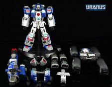 (InHand) Transformers G1 Perfect Effect PE-DX03 Warden Fortress Maximus Titans