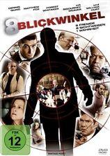 8 Blickwinkel ( Action-Thriller ) mit Dennis Quaid, Forest Whitaker, Matthew Fox