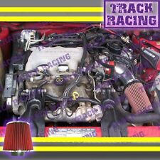 94 95 / 1994 1995 PONTIAC GRAND PRIX 3.1 3.1L V6 AIR INTAKE KIT Red