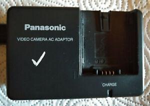Genuine Original Panasonic VSK0651 Charger Video Camera AC Adaptor VSK-0651