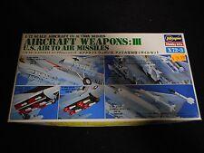 Hasegawa - Aircraft Weapons: III U.S. Air to Air Missliles (1:72)