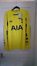 Tottenham Hotspur Spurs Player Issue 2015/2016 Goalkeeper Shirt Jersey Brand New