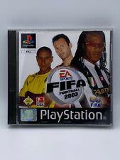 FIFA Football 2003 Playstation ps1 PAL Game komplett & getestet