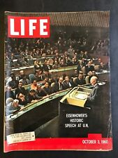 Life Magazine June 20 1960  Los Angeles Freeway