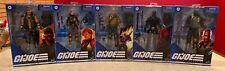 G.I. Joe Classified Series Figure Lot - Snake Eyes, Duke, Scarlett, Plus More!