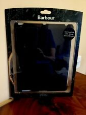 NEW BARBOUR HARD SHELL COVER FOR APPLE IPAD NAVY BLUE HARD CASE RRP £49.99