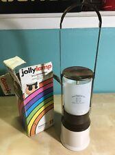 Vintage Jolly Lamp Butane Lantern(Italy)USED Schott Suprax Glas(WGermany) 1970s?